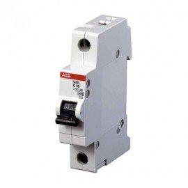 Автоматический выключатель однополюсный ABB S201 C1 6kA