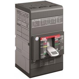 Автоматический выключатель трехполюсный ABB XT3N 250 TDM 160-1600 3p F F
