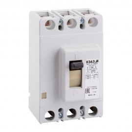 Выключатель автоматический ВА51-35М1-340010-63А-750-690AC-УХЛ3-КЭАЗ