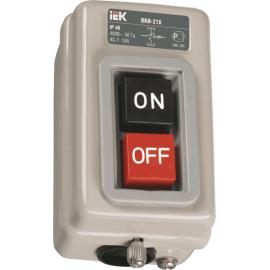 Выключатель ВКИ-230 3Р 16А 230/400В IP40 IEK
