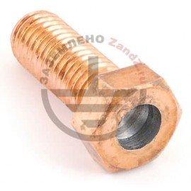 GALMAR Головка направляющая для насадки на отбойный молоток (D14)