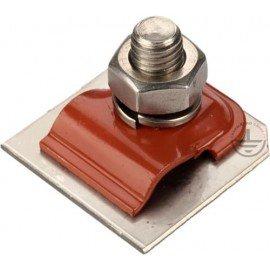 GALMAR Зажим для соединения токоотводов (оцинк. сталь с покраской)