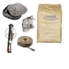 ZANDZ Комплект электролитического заземления (вертикальный; 3 метра)