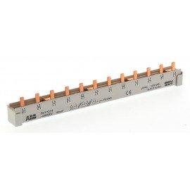 Распределительная гребенка ABB PS3/12 3п 12 модулей 63А