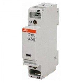 Модульный контактор ABB ESB-20-20 (20А АС1) 220В АС/DC