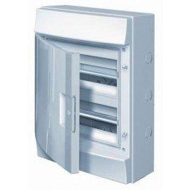 Влагозащищенный настенный бокс ABB Mistral65 24М непрозрачная дверь без клеммного блока