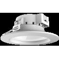 Даунлайт светодиодный DL-1541 15Вт 160-260В 4000К 1200Лм 135/105мм белый SMD