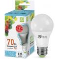 Лампа светодиодная LED-A60-standard 7Вт 230В Е27 4000К 630Лм ASD
