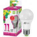 Лампа светодиодная LED-A60-standart 11ВТ 230В Е27 6500К 990ЛМ ASD