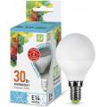 Лампа светодиодная LED-ШАР-standard 3.5Вт 230В Е14 4000К 320Лм ASD