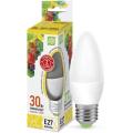 Лампа светодиодная LED-СВЕЧА-standard 3.5Вт 230В Е27 3000К 320Лм ASD
