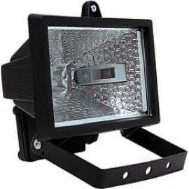 Прожектор галогенный 150W R7s IP54 черный