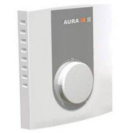 Терморегулятор для теплого пола AURA VTC 235 Белый