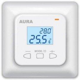 Терморегулятор для теплого пола AURA LTC 530 Белый