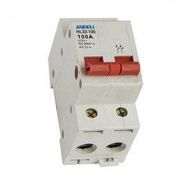 Выключатели нагрузки ANDELI HL32-100 2P 32A