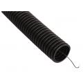 Труба гофрированная 16мм ПНД с зондом легкого типа ИЭК (100м)