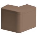 Внешний угол УВШ 100х40/100х60-К Рувинил цвет Коричневый