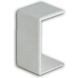 Переходник соединительный (стык) ПРС 20х10 Рувинил цвет Белый