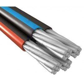 Провод изолированный самонесущий СИП-4 4х25 (ГОСТ 31946-2012)