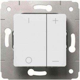 773615 Светорегулятор кнопочный Legrand Cariva 500W Белый