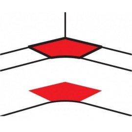 10603 Legrand DLP Угол внутренний для 195x65 и 150х65 на 1секцию