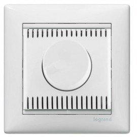 770060 Светорегулятор поворотный Белый Legrand Valena 1000W