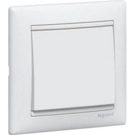 774411 Кнопка Белая Legrand Valena без фиксации