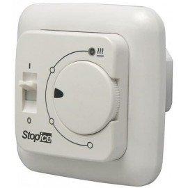 Терморегулятор ТР 140 белый (SI) Теплолюкс