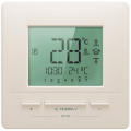 Национальный комфорт 721 Терморегулятор для теплого пола кремовый Теплолюкс