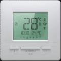 Национальный комфорт 721 Терморегулятор для теплого пола белый Теплолюкс