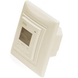 Терморегулятор для теплого пола AURA LTC 070 Кремовый