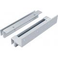Крепление для установки замка BEL-600S на стеклянную дверь и стеклянную дверную раму DSU-600