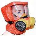 Шанс-Е с полумаской Самоспасатель фильтрующий с полумаской НПК Пожхимзащита