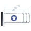 PERCo-AG-900 Створка для калитки