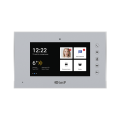 AQ-07LA SILVER Монитор IP-видеодомофона цветной AQ-07LA SILVER BAS-IP