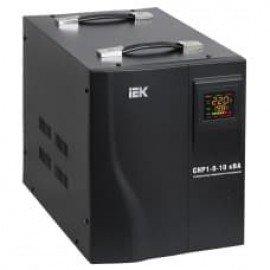 Стабилизатор напряжения ИЭК СНР1-0-8 кВА однофазный