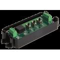 Активный одноканальный приемник AHD 1080p видеосигнала до 1200 метров с дополнительной помехозащитой AVT-RX1104AHD