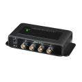 CD104HD Усилитель-разветвитель видеосигнала TVI, CVI, AHD CD104HD SC&T