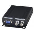 AD001TVI Преобразователь-разветвитель TVI в HDMI/VGA/CVBS SC&T