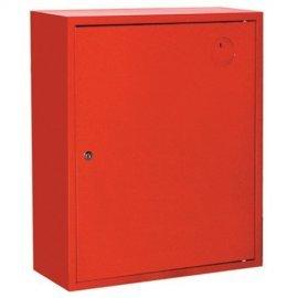 Ш-ПК-001НЗК (ПК-310НЗК) лев. Шкаф пожарный навесной закрытый красный ТОИР-М