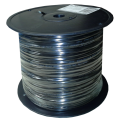 Кабель UTP 4x2x0.5 CAT5E 24AWG CCA PE (outdoor) уличный RIPO,бухта 305м