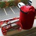 Лестница навесная спасательная пожарная ЛНСП-6