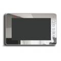 PVD-7S v.7.3 chrome Монитор домофона цветной с функцией «свободные руки» Polyvision