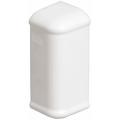 Заглушка 80х40 ИЭК серии Праймер цвет Белый