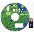 Полный программного обеспечения обеспечение основного АРМ СКУД Gate-Server-Terminal