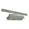 E-605D (серебро) Доводчик для дверей весом до 120 кг. Oubao