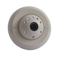 МВК-0981ИН (2.8) Видеокамера мультиформатная купольная уличная антивандальная БайтЭрг