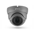 PE-7112MHD 2.8-12 Видеокамера мультиформатная купольная уличная Praxis