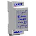 Удлинитель (повторитель) линий интерфейса RS-485. УЛИ-485