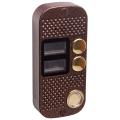 JSB-V082TM PAL (медь) накладная Видеопанель вызывная цветная JSB-Systems